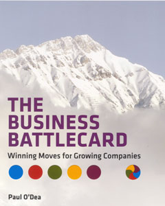 The Business Battlecard: Winning Moves for Growing Companies