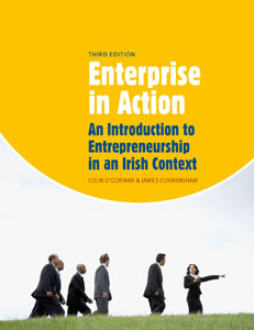 Enterprise in Action, 3rd edition: An Introduction to Entrepreneurship in an Irish context