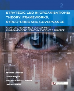 LDiO 02: Strategic Learning & Development in Organisations: Theory, Frameworks, Structures and Governance