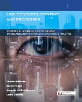 LDiO 01: Learning & Development: Concepts, Context and Processes