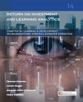 LDiO 14: Return on Investment and Learning Analytics