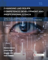 LDiO 15: Changing Learning & Development Roles, Competence Development and Professional Ethics