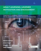 LDiO 04: Adult Learning, Learner Motivation and Engagement
